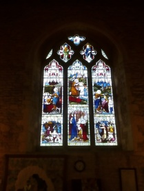 Baptism Window Pane
