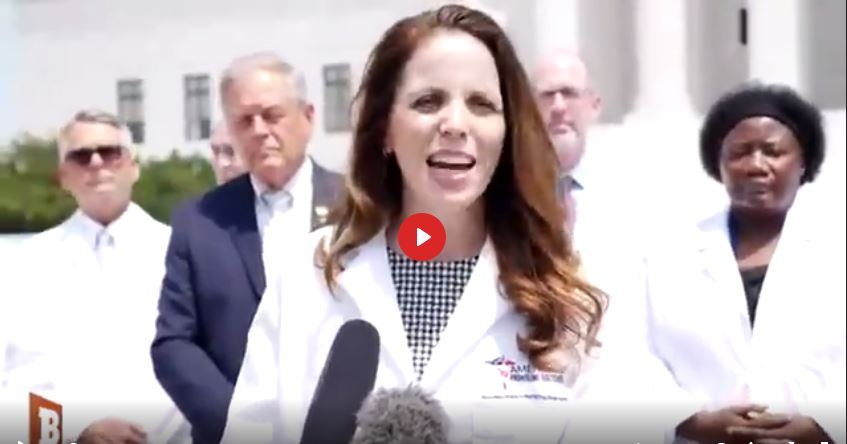 Doctors speak out at Capital Hill